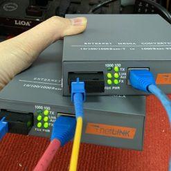 Bộ chuyển đổi quang điện NETLINK HTB-4100AB