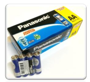 Pin Panmasonic