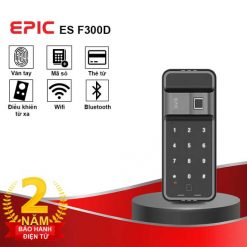 Khóa điện tử Epic ES F300D