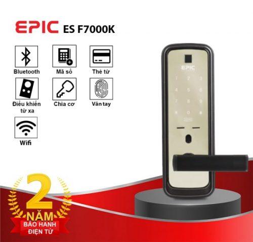 Khóa điện tử Epic ES 7000K