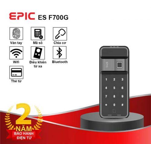 Khóa vân tay Epic ES – F700G