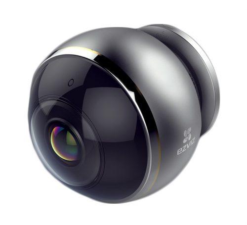 Camera Ezviz CS-CV346-A0-7A3WFR Mini Pano mắt cá 360, wifi, micro SD, Âm thanh 2 chiều