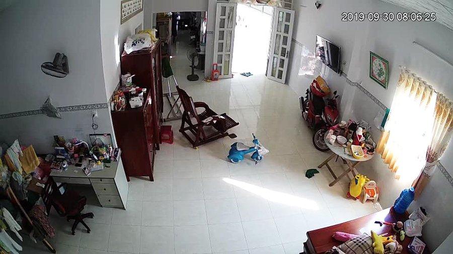 Hình ảnh lắp đặt Camera Wifi 2.0MP Ranger 2 IPC-A22EP-IMOU