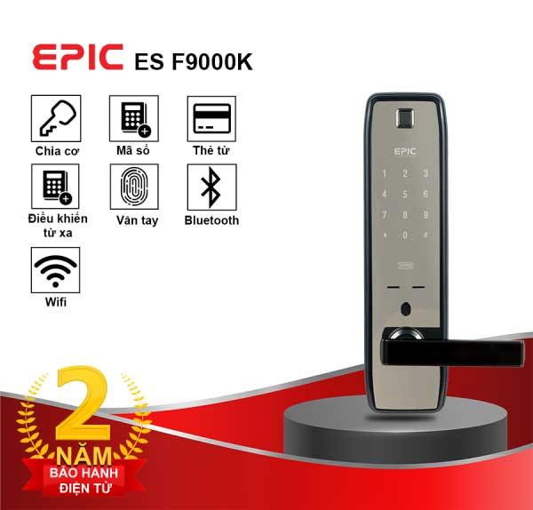 Khóa điện tử ES F9000K