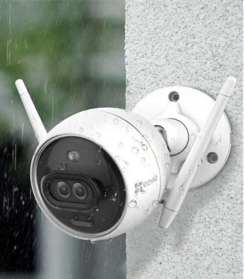 Camera EZVIZ C3X - Lắp ngoài trời