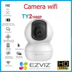 Camera IP hồng ngoại không dây 2.0 Megapixel EZVIZ TY2 1080P