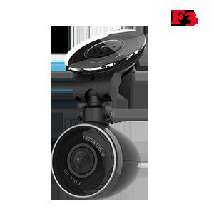 Camera hành trình ô tô Hikvision – F3 - Mặt trước