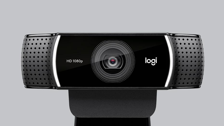 Webcam Logitech HD Webcam C922 3