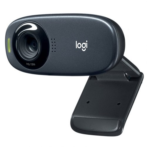 Webcam Logitech C310 3