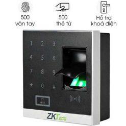 Máy chấm công, kiểm soát ra vào ZKTeco X8s